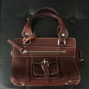 Dooney & Bourke small brown purse